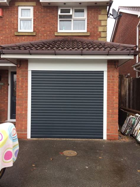 Garage Doors Stoke by Recent Garage Door Install Staffordshire Envirofit