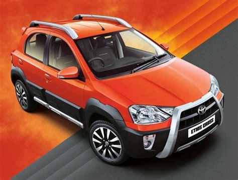 Toyota Etios Petrol Mileage In City Toyota Etios Cross Petrol V Price Specs Review Pics
