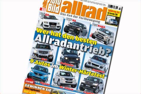Auto Bild Allrad Heft 7 by Der Wandel Als Chance Autobild De
