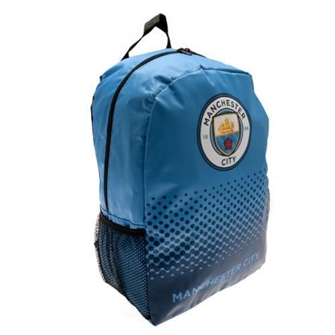 manchester city backpack bag mcfc merchandise gifts shop