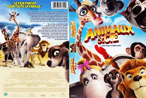 animals united  dvd scanned covers animaux cie