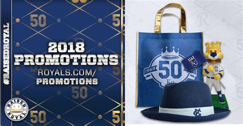Royals Giveaways - royals announce 2018 promotions special events royal rundown