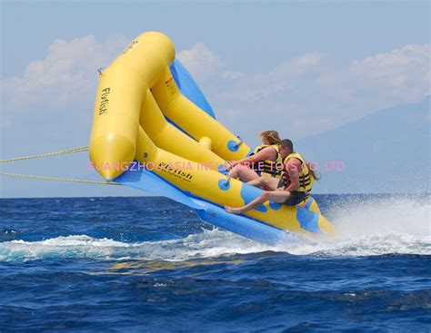 flying boat towables inflatable sports stuff inflatable flying fish towable