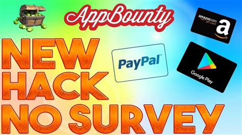 Android Giveaway - appbounty hack 2017 no survey ios android giveaway nine hacks