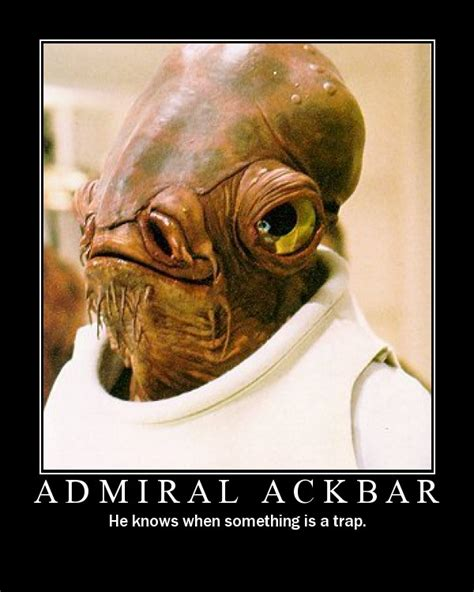 Admiral Ackbar Meme - star wars buzz pirates