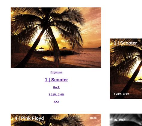 link div html link div with background image and hover