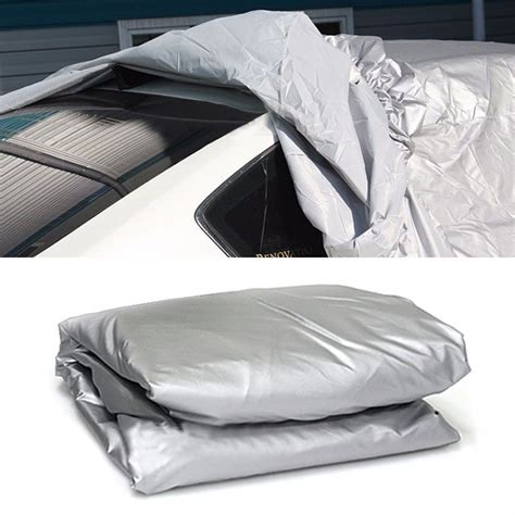 Protection Air Cover Indoor Size Motor Xl waterproof sun uv snow dust resistant protection car cover all size ebay