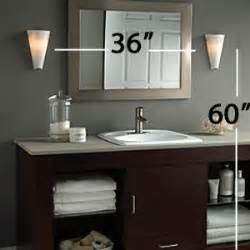 Above Vanity Lighting Scones Vs Mirror Lights Home Decoration Club