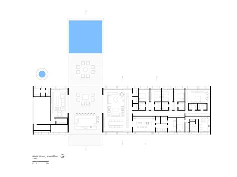 Studio Floor Plan galeria de mm house studio mk27 marcio kogan maria