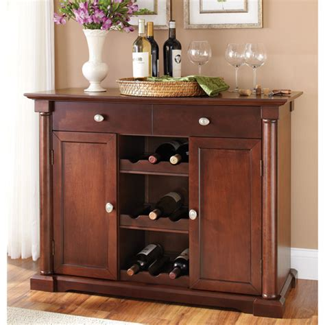 küchenbuffet better homes and gardens sideboard buffet walmart