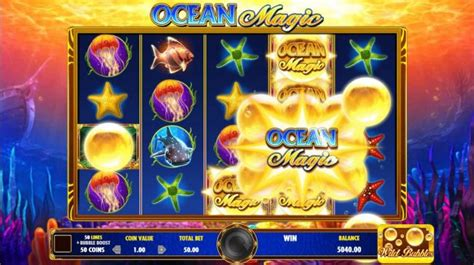 slot game ocean magic  igt