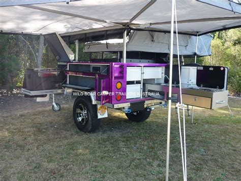 hard awnings for trailers hard floor full off road roof top camper with ezy glide