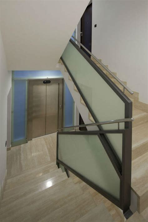 glass banisters for staircases 19 contemporary glass stair railing ideas photos