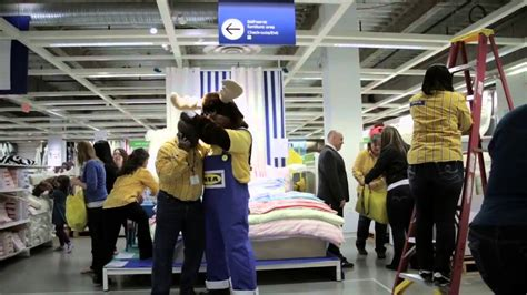 ikea woodbridge harlem shake youtube
