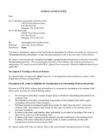 Cover Letter For I 485 by I 485 Cover Letter Sle The Best Letter Sle