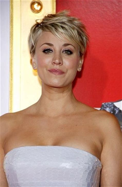 kaley cuoco short hair regimine 36 best short hair cuts images on pinterest hairstyles