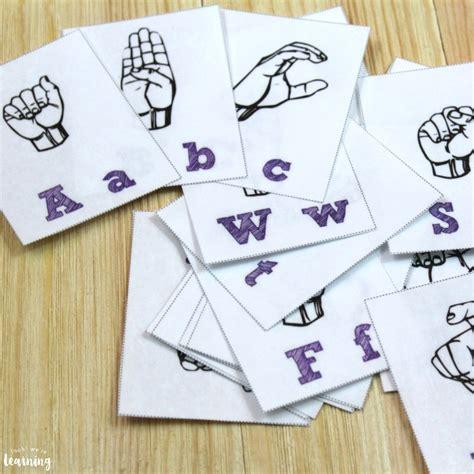 free printable sign language alphabet flash cards free printable flashcards sign language alphabet