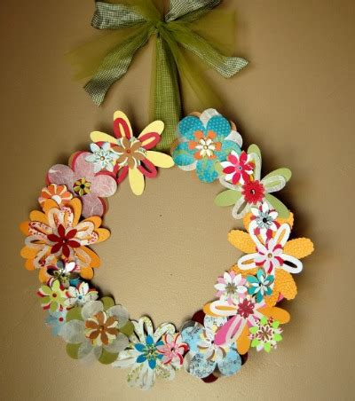 Paper Craft Work For Adults - handmade wednesday s craft ideas