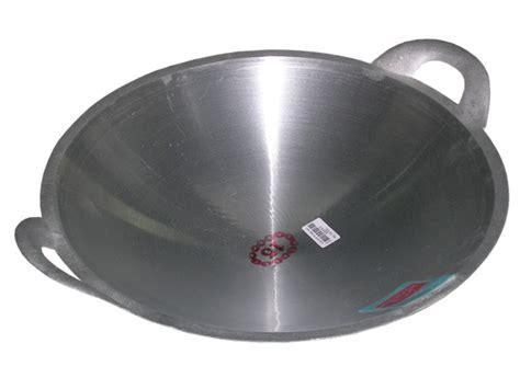 Wajan Penggorengan Besar jual kuali wajan penggorengan