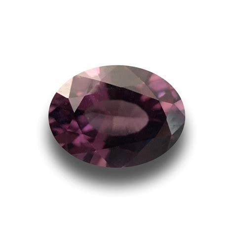 2 32 carats purple spinel gemstone new