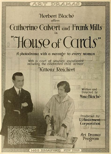 house of cards wikipedia house of cards film 1917 wikipedia