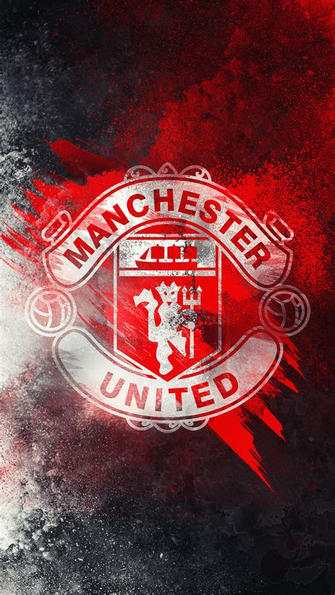 manchester united wallpaper for macbook manu logo wallpaper 183