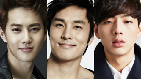 film suho exo glory day exo suho s debut film quot glory day quot confirms cast featuring