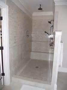 Doorless walk in shower walk in showers doorless shower ideas