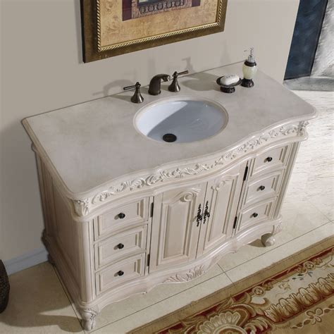 oak bathroom sink cabinets 48 perfecta pa 113 bathroom vanity single sink cabinet