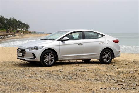 hyundai elantra 2016 reviews 2016 hyundai elantra test drive review shifting gears