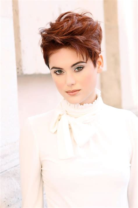 pixie hairstyles on pinterest wild red pixie hairstyle short hair pixie cuts
