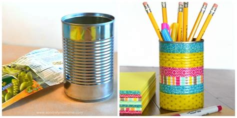 Tempat Pensil Atau Lainnya hari bumi benda benda hasil daur ulang yang layak dijual