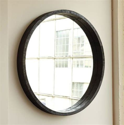 Circle Bathroom Mirror | current obsession round bathroom vanity mirrors