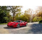 Ferrari 488 GTB Photographed For CAR Magazine By Greg Pajo