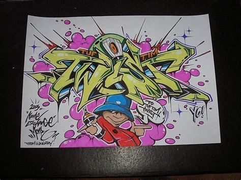 tuf tim twist  mone graffiti chicagoart sketchbook