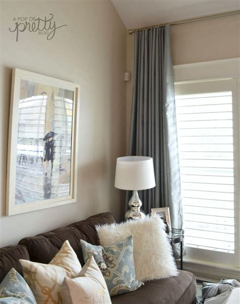 drapery tutorial curtain hack tutorial no sew pleated drapes from