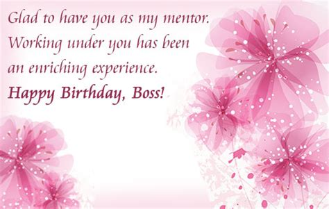 Happy Birthday Wishes To A Mentor Birthday Wishes For Boss Page 15