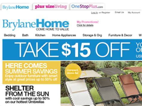 brylane home coupons coupon codes and deals retailsteal