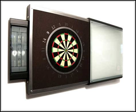 dart board with cabinet is dart board cabinet applicable home design ideas plans
