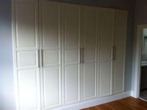 Pax Closet Doors Pax Built Ins The Doors Get Home Decorating