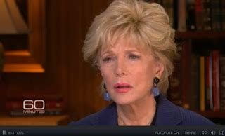 where does leslie stahl get her wig john s tumor 60 minutes expose on the high cost of