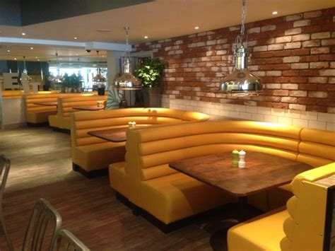 Small Banquette Seating Bespoke Banquette Seating Specialists Penwith Upholstery