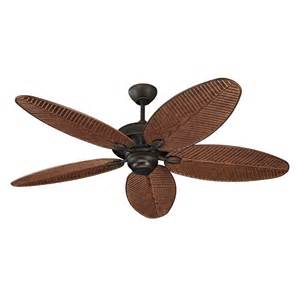 Outdoor Ceiling Fan Cruise Bronze 52 Inch Outdoor Ceiling Fan Monte