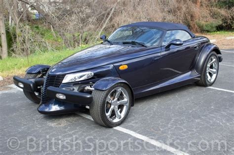 chrysler sports british sports cars 2001 chrysler prowler for sale