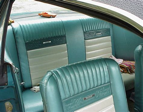 mustang pony interior twilight turquoise blue 1965 ford mustang hardtop