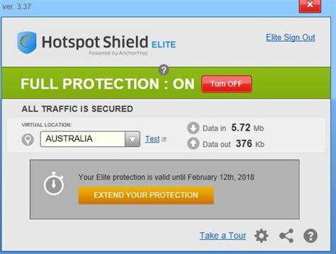 Hotspot Shield Full Version With Crack   hotspot shield 3 37 elite full version with crack