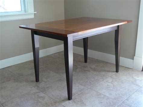 Handmade Kitchen Tables - handmade kitchen table by e h woodworking