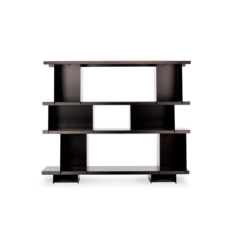 classy black finished custom handmade modern wall shelves for book case as inspiring minimalist