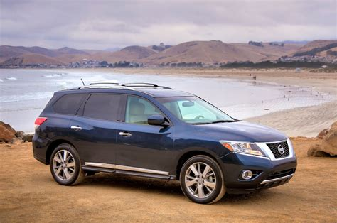 pathfinder nissan 2014 2014 nissan pathfinder reviews and rating motor trend