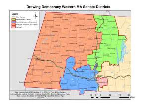 map of western congressional redistricting maps